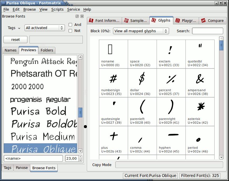 Advanced font viewer crack