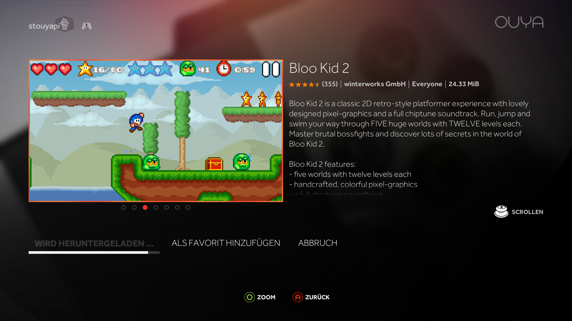 Ouya Server Replacement Is Online