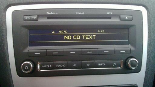 Skoda Octavia: USB am Swing-Radio nachrüsten